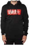 UNIT - BLOCKADE PULLOVER BLACK