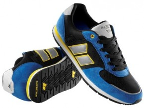 MACBETH - FISCHER BLUE/YELLOW
