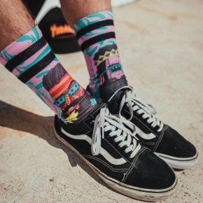 AMERICAN SOCKS - BONDI BEACH MID HIGH