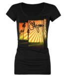 SRH - MB CALI GIRLS TEE BLACK