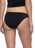 ROXY - ESSENTIALS BIKINI BOTTOM BLACK