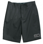 SRH - GARNET WALK SHORTS BLACK