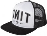 UNIT - PROSPECT TRUCKER CAP WHITE