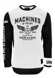 UNIT - AIRBOURNE JERSEY WHITE