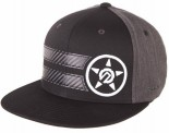 UNIT - PARALLEL FLEXFIT CAP BLACK