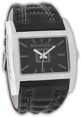 ROCKWELL - APOSTEL BLACK LEATHER / BLACK