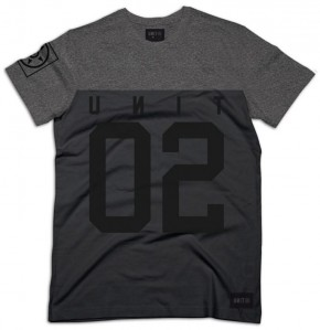 UNIT - DRAFT TEE BLACK