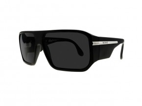 FILTRATE - HIPPY KILLER BLACK MATTE / GREY LENS