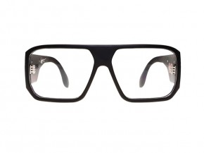 FILTRATE - HIPPY KILLER BLACK MATTE / CLEAR LENS