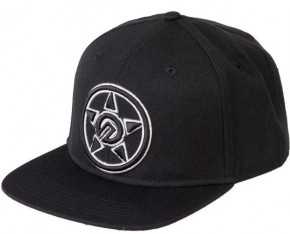 UNIT - LEAD SNAPBACK CAP BLACK