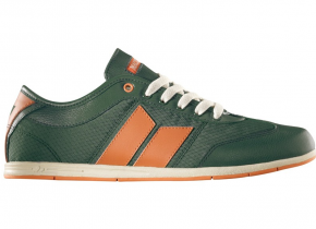 MACBETH - BRIGHTON DEEP GREEN/BURNT ORANGE