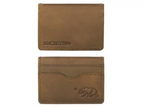MACBETH - ADAMS WALLET BROWN LEATHER