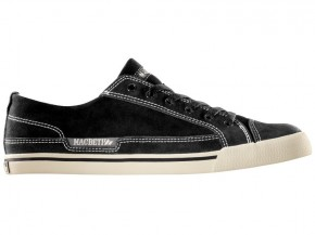 MACBETH - MATTHEW BLACK-DARK GREY SUEDE