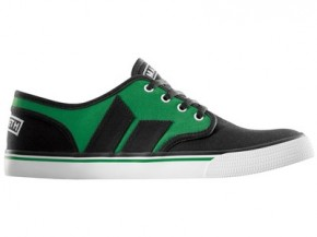 MACBETH - LANGLEY BLACK/MUTED GREEN