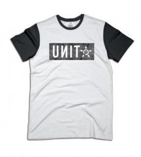 UNIT - MORTAR TEE WHITE