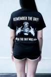 MINDCOLLISION - REMEMBER THE DAYS TEE BLACK