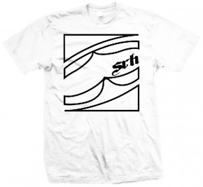 SRH - BOXED OUT TEE WHITE