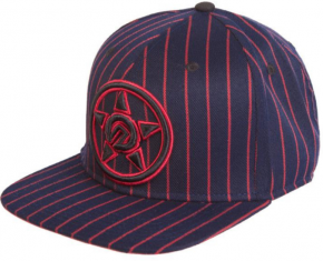 UNIT - FORCE SNAPBACK CAP NAVY