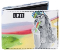UNIT - SLUSH WALLET WHITE