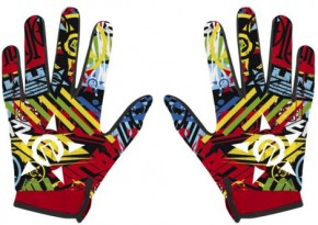 UNIT - RIDING GLOVES TECHTONIC MULTI