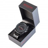 RED DRAGON - THE NAVIGATION WATCH BLACK