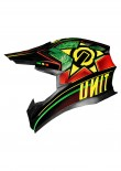 UNIT - X4.5 ALLIANCE MX HELMET RASTA