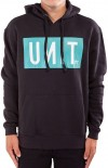 UNIT - RESET 143 HOODY BLACK