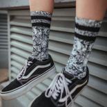 AMERICAN SOCKS - ALIENS EXIST MID HIGH