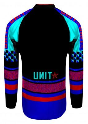 UNIT - MIRAGE MX JERSEY BLUE