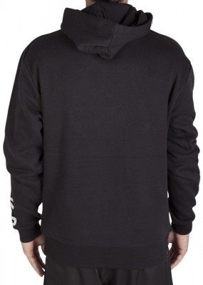 UNIT - SHUTTER HOODY BLACK