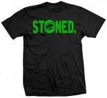 SRH - STONED TEE BLACK