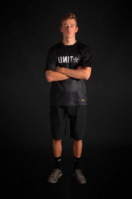 UNIT - JAGGER MTB JERSEY BLACK