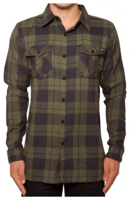 UNIT - BLOOM FLANNEL MILITARY