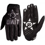 UNIT - RIDING GLOVES CRANK BLACK