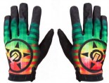 UNIT - RIDING GLOVES SATURN RASTA