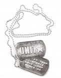 UNIT - TAGS NECKLACE