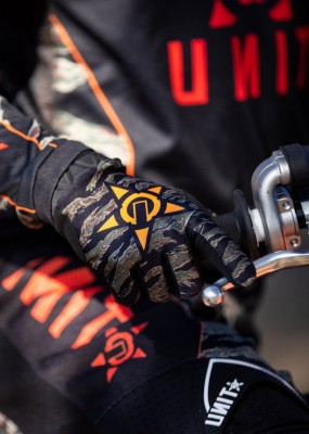UNIT - UNKNOWN MENS GLOVES CAMO