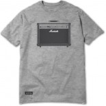 MACBETH - AMP TEE HEATHER GREY