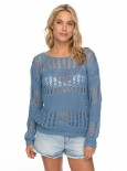 ROXY - BLUSH SEAVIEW PULLOVER BLUE