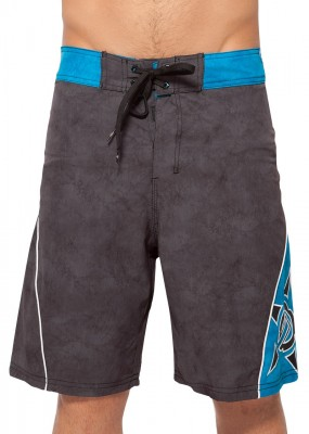 UNIT - MORTAR BOARDSHORT BLUE