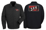 SRH - GRAND GARAGE JACKET BLACK
