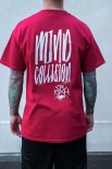 MINDCOLLISION - MC SHIRT RED