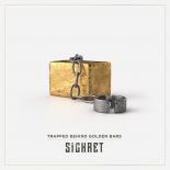 SICKRET - TRAPPED BEHIND GOLDEN BARS CD