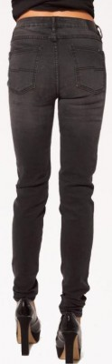 UNIT - MISFIT SUPER SKINNY LEG DENIM JEAN BLACK