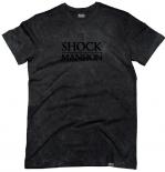 SHOCK MANSION - ESTATE TEE STONEWASH