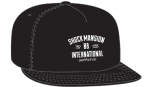 SHOCK MANSION - SUPPLY CO SNAPBACK BLACK