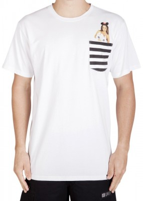 UNIT - SURPRISE TEE WHITE