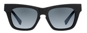 FILTRATE - VOYEUR BLACK RAW/GREY POLAR LENS